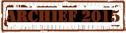 archief 2015